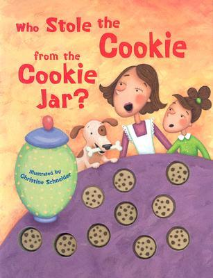 Who Took The Cookie From The Cookie Jar Book Enchanting July 60 National Sugar Cookie Day Juliana Lee