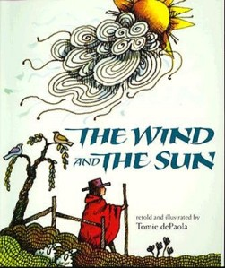 The-Wind-and-the-Sun-dePaola-Tomie-9780382246579