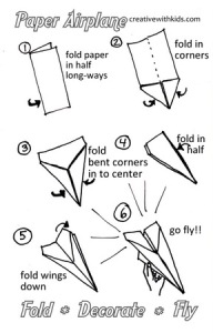Paper-Airplane-Instructions-printable